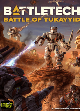 Battletech: Battle of Tukayyid (HC)