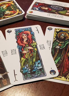 Fate of the Norns: Celtic Tarot Deck