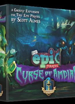 Tiny Epic Pirates: Curse of Amdiak (EN)