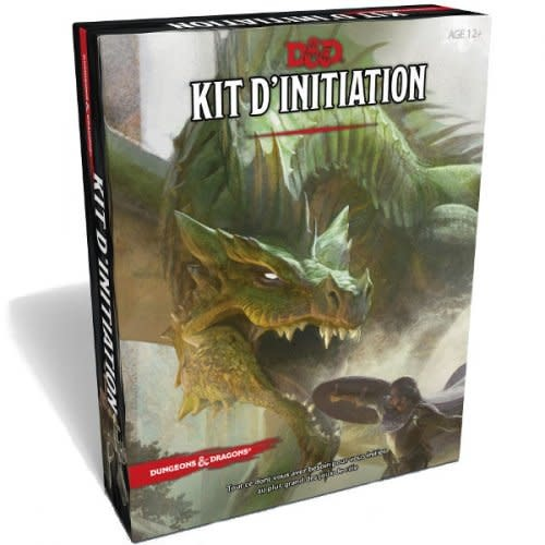Donjons & Dragons: Kit d'Initiation (FR)