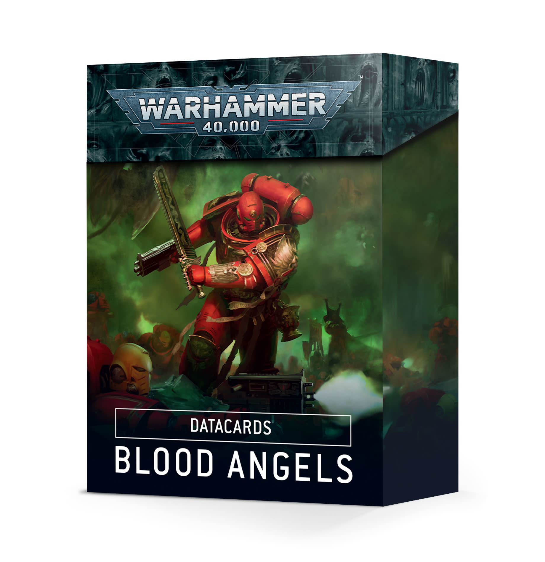 Cartes Techniques: Blood Angels (FR)