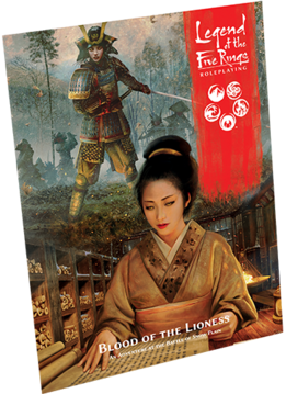 Legend of the Five Rings RPG: Blood of the Lioness