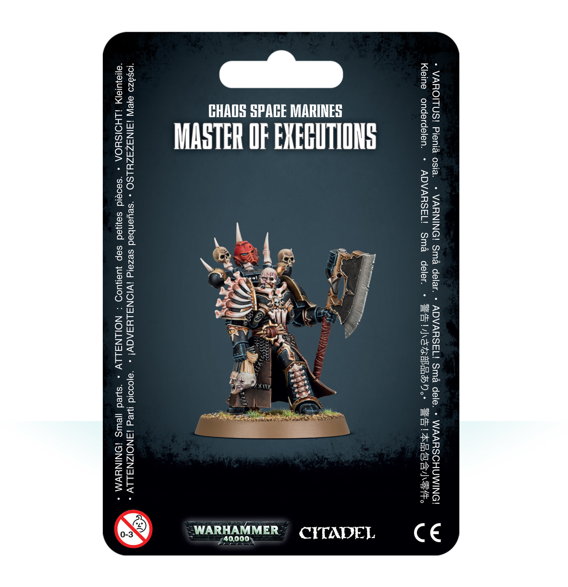 Chaos Marine Master of Executions
