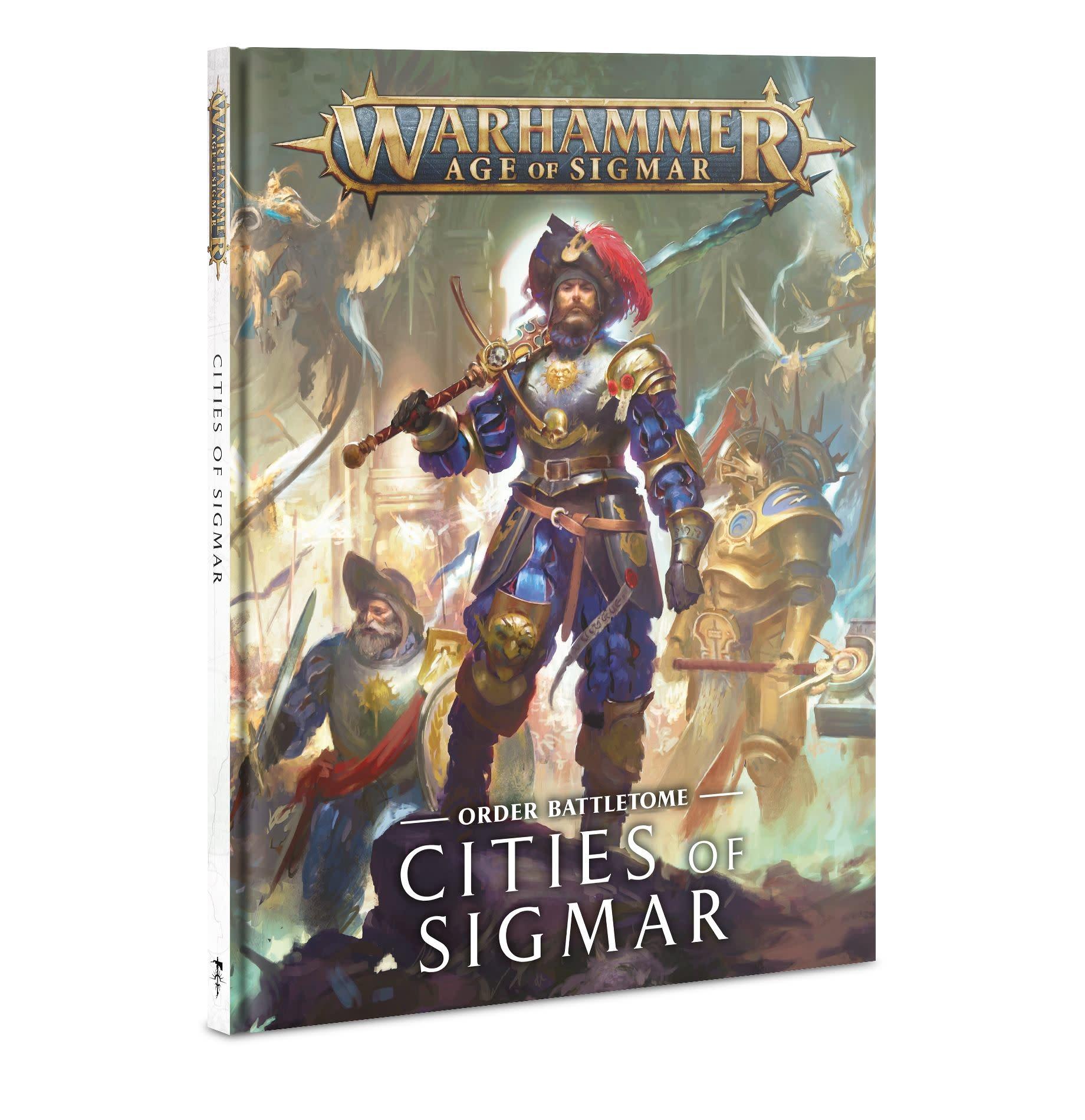 Battletome: Cities of Sigmar (EN HC)