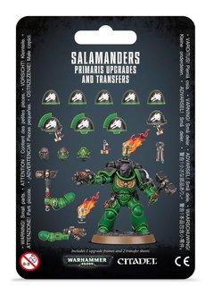 Salamanders Primaris Upgrades and Transfer (WEB EXCLU)s