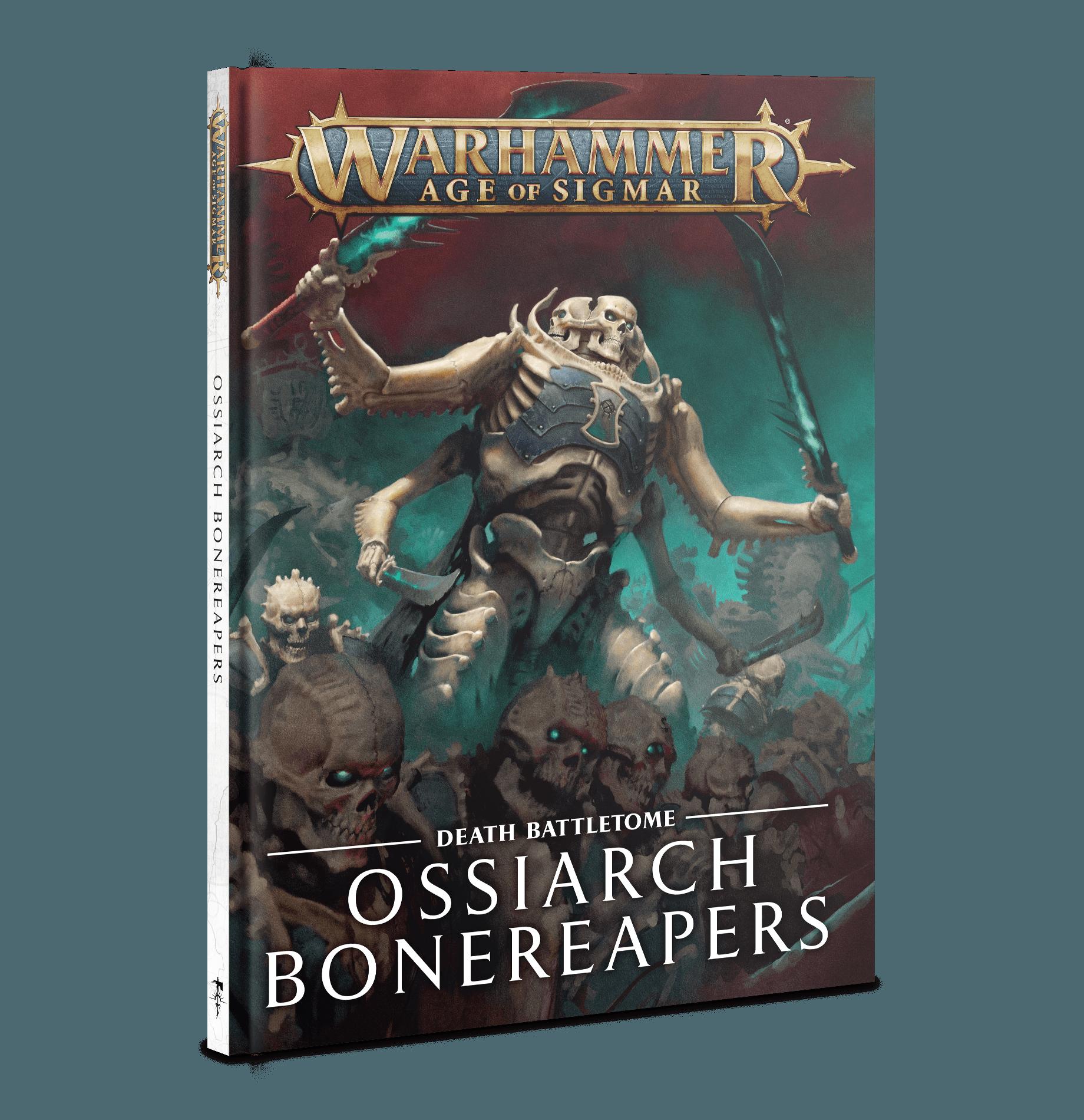 Battletome: Ossiarch Bonereapers (EN)