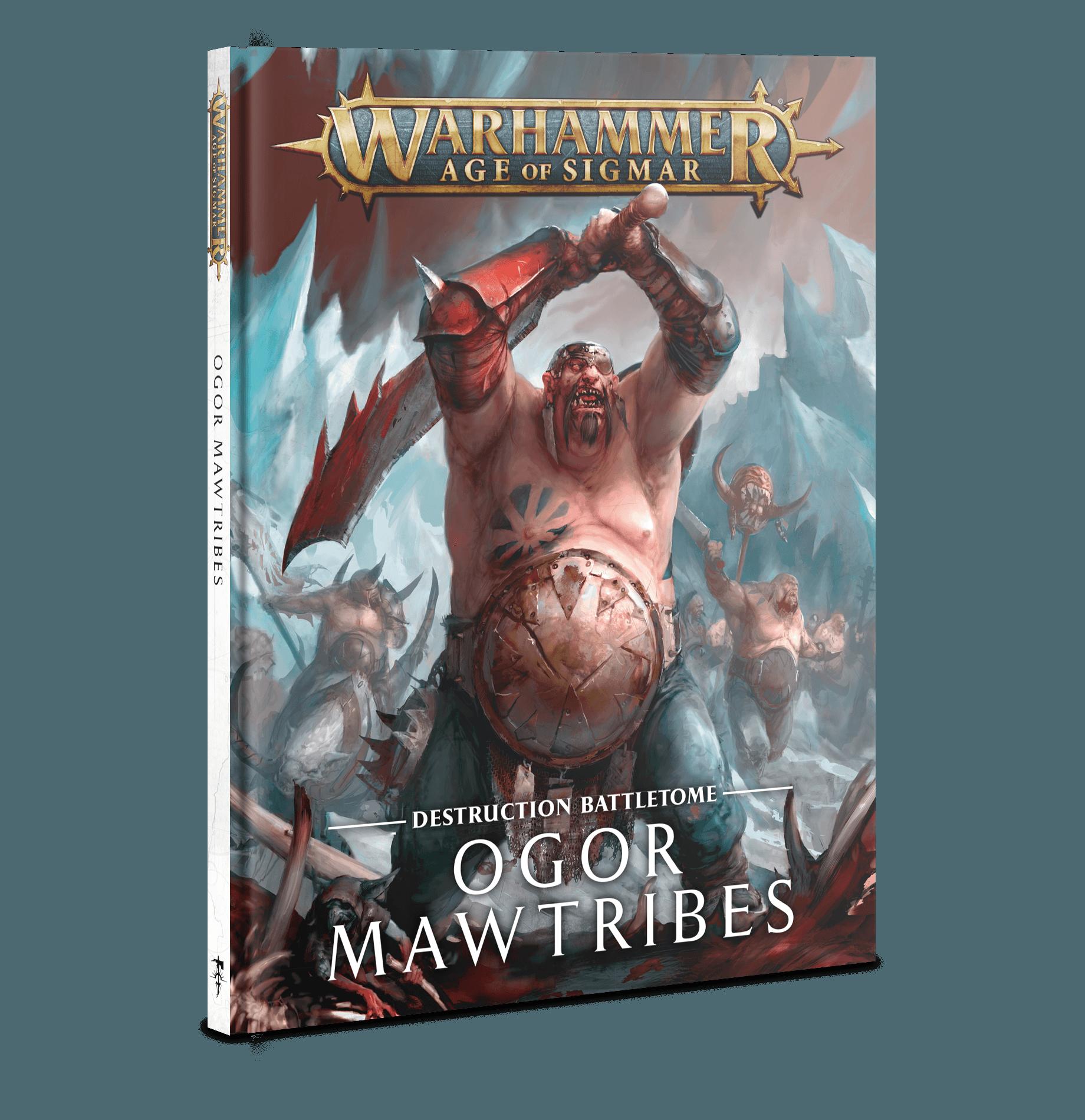 Battletome: Ogor Mawtribes (FR)