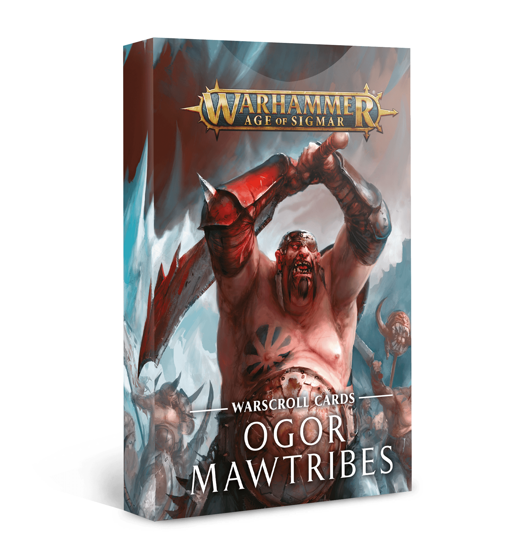 Warscroll Cards: Ogor Mawtribes (EN)