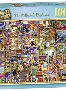 Casse-tête: L'Armoire du Collectionneur (1000pcs)