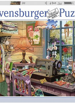 Puzzle: The Sewing Shed (1000pcs)