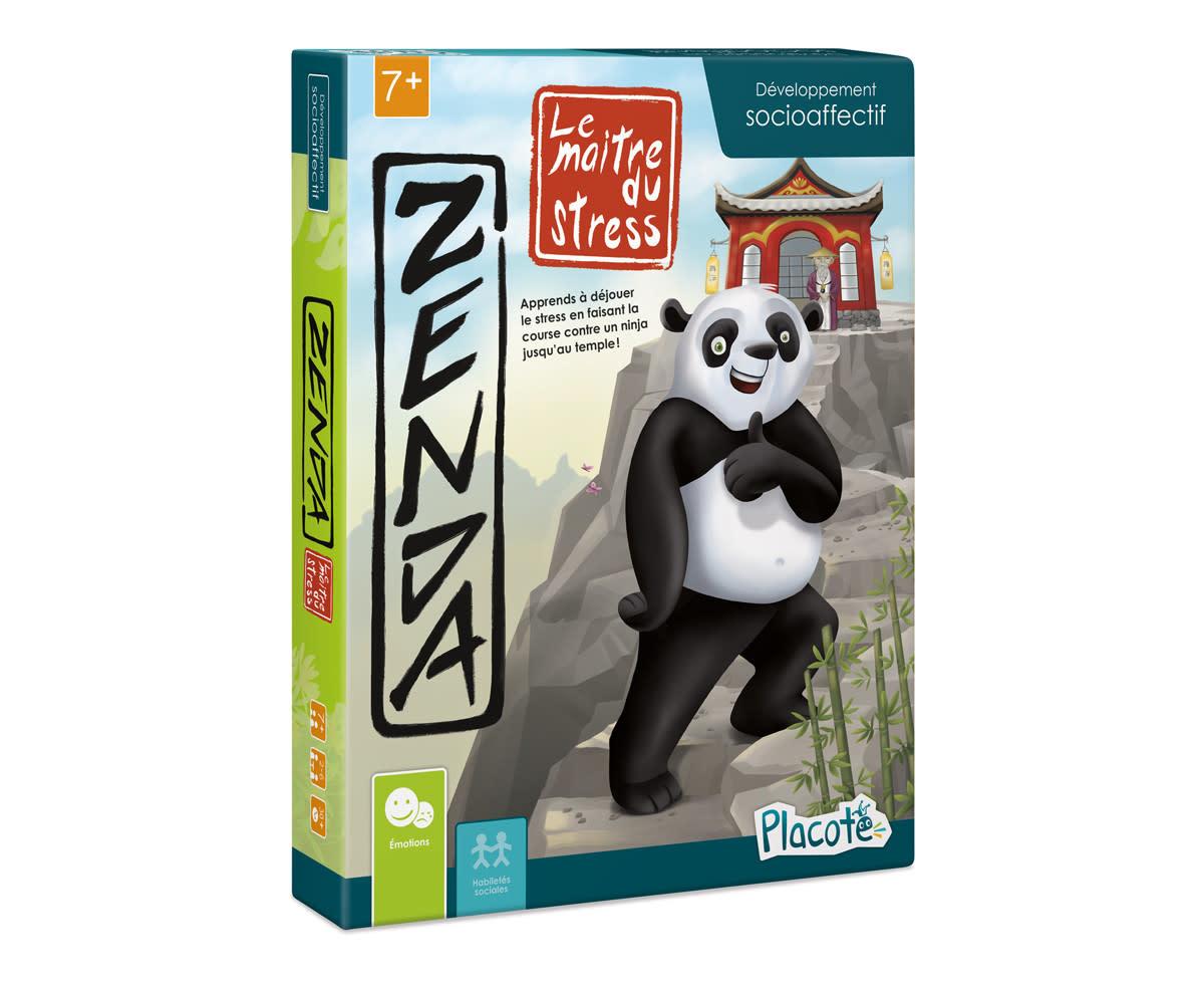 Zenda - Le maitre du stress