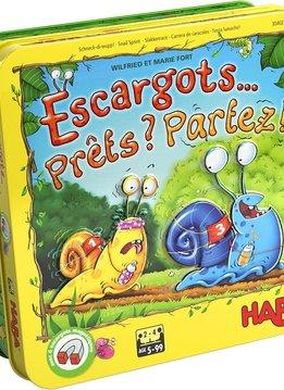 Escargots... Prêts? Partez! (FR)