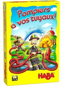 Pompiers, à vos tuyaux! (FR)