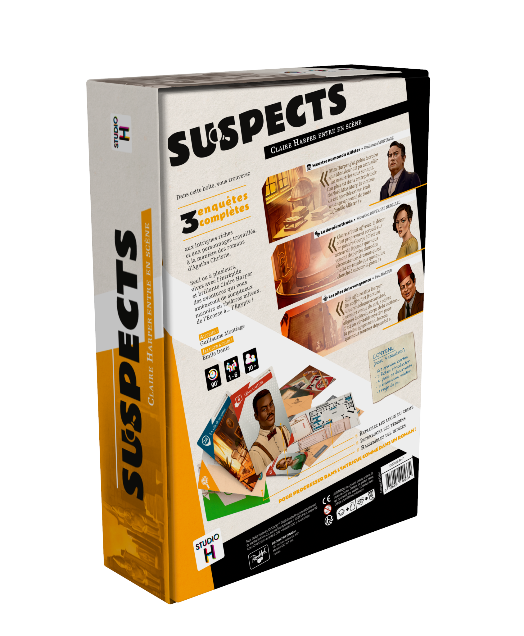 Suspects (FR)