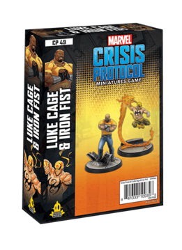 Marvel Crisis Protocol: Luke Cage and Iron Fist Character Pack