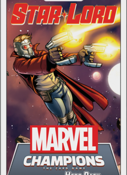 Marvel Champions: Star-Lord Hero Pack (ENG)