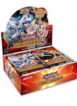 YGO Ancient Guardians  Booster Box