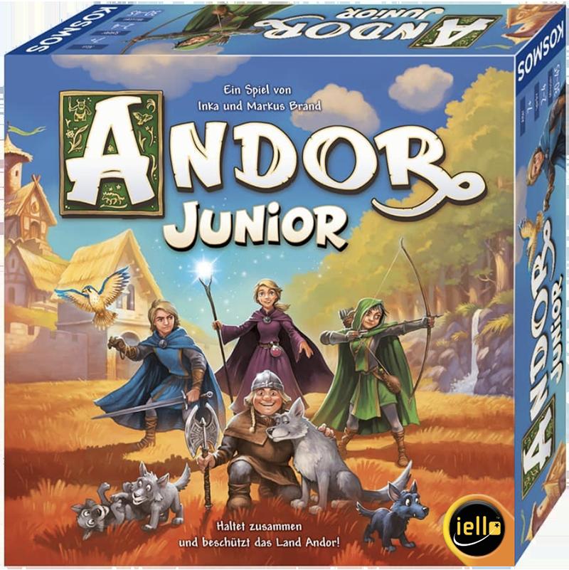Andor Junior (FR) (Sortie 7 mai)