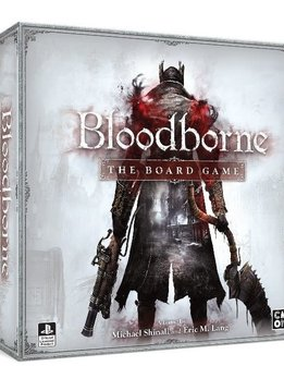 Bloodborne: The Board Game (EN) (Retail Edition)