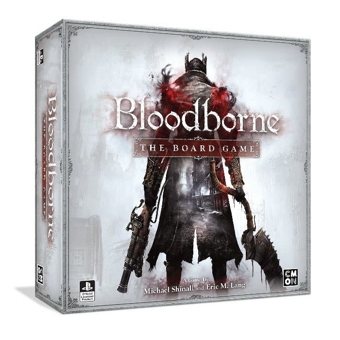 Bloodborne: The Board Game (EN) (Retail Edition) (Release May 7th)