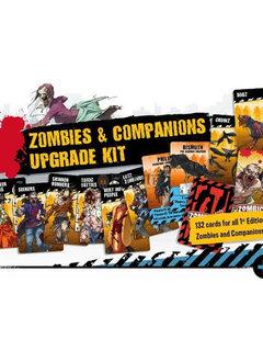 Zombicide 2E: Kit de Mise è Jour Zombies & Compagnons