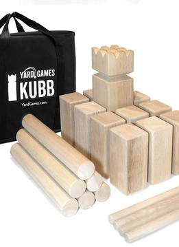 Hardwood Kubb (Standard Size)
