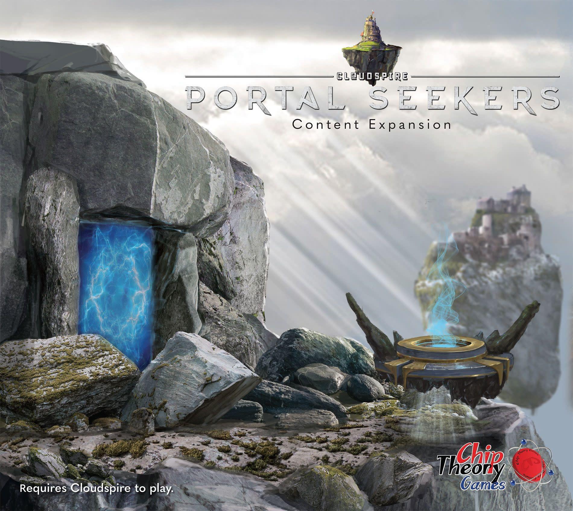 Cloudspire: Portal Seekers Content Exp. (EN)