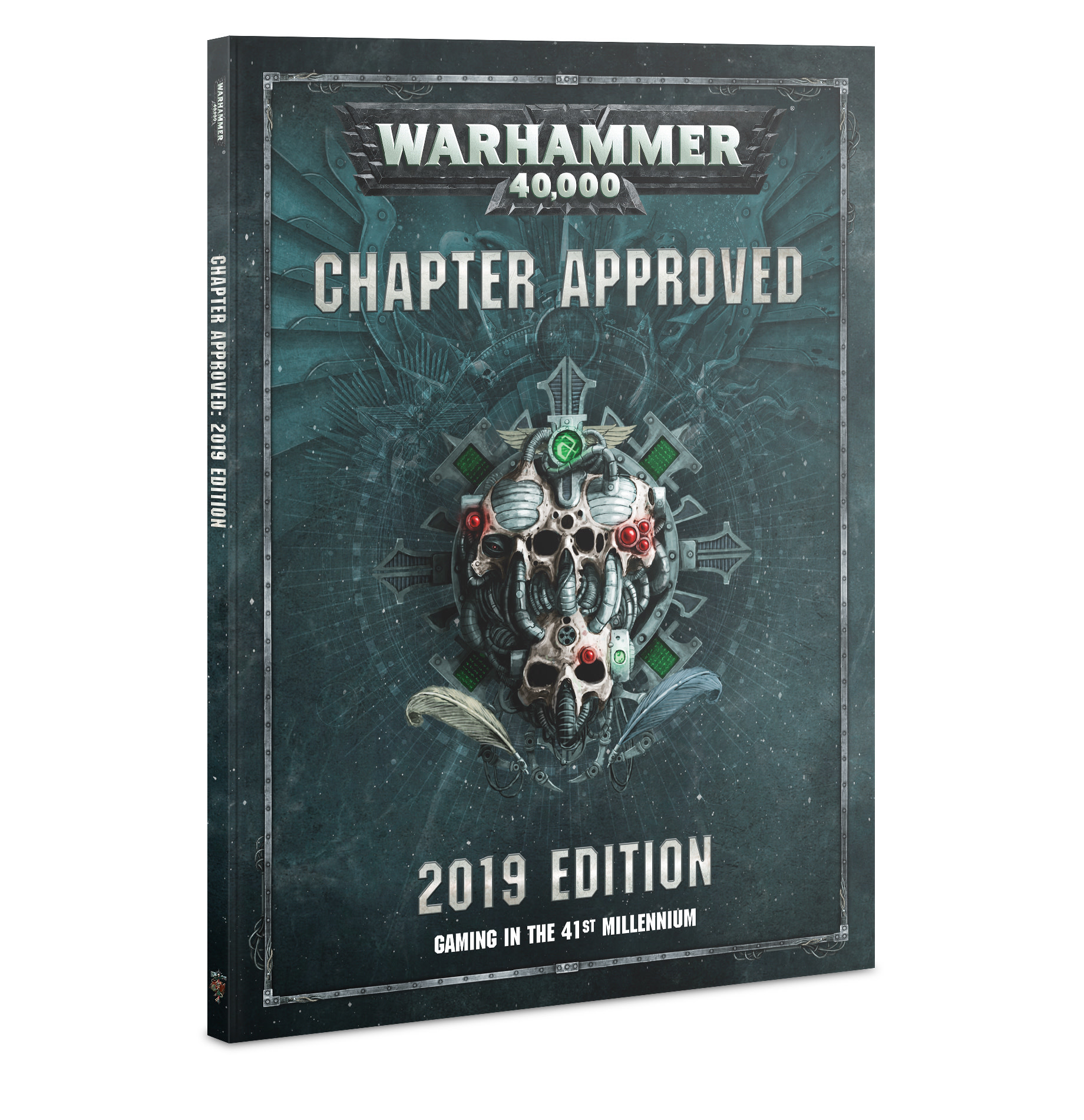 Chapter Approved 2019 Edition (FR)