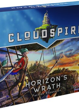 Cloudspire: Horizon's Wrath Faction Exp. (EN)