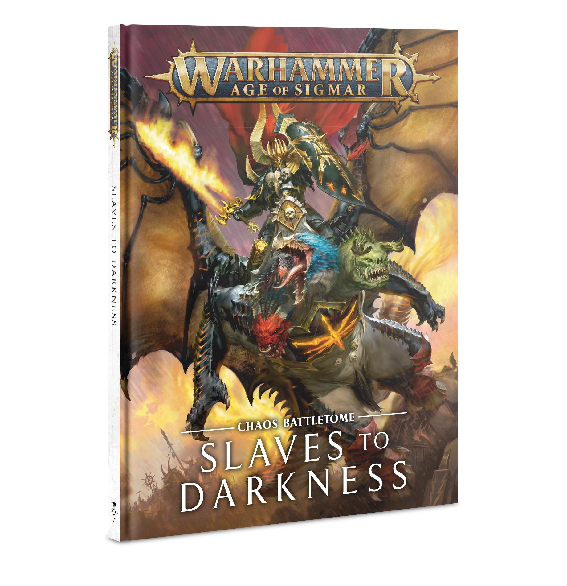 Battletome: Slaves to Darkness (FR)