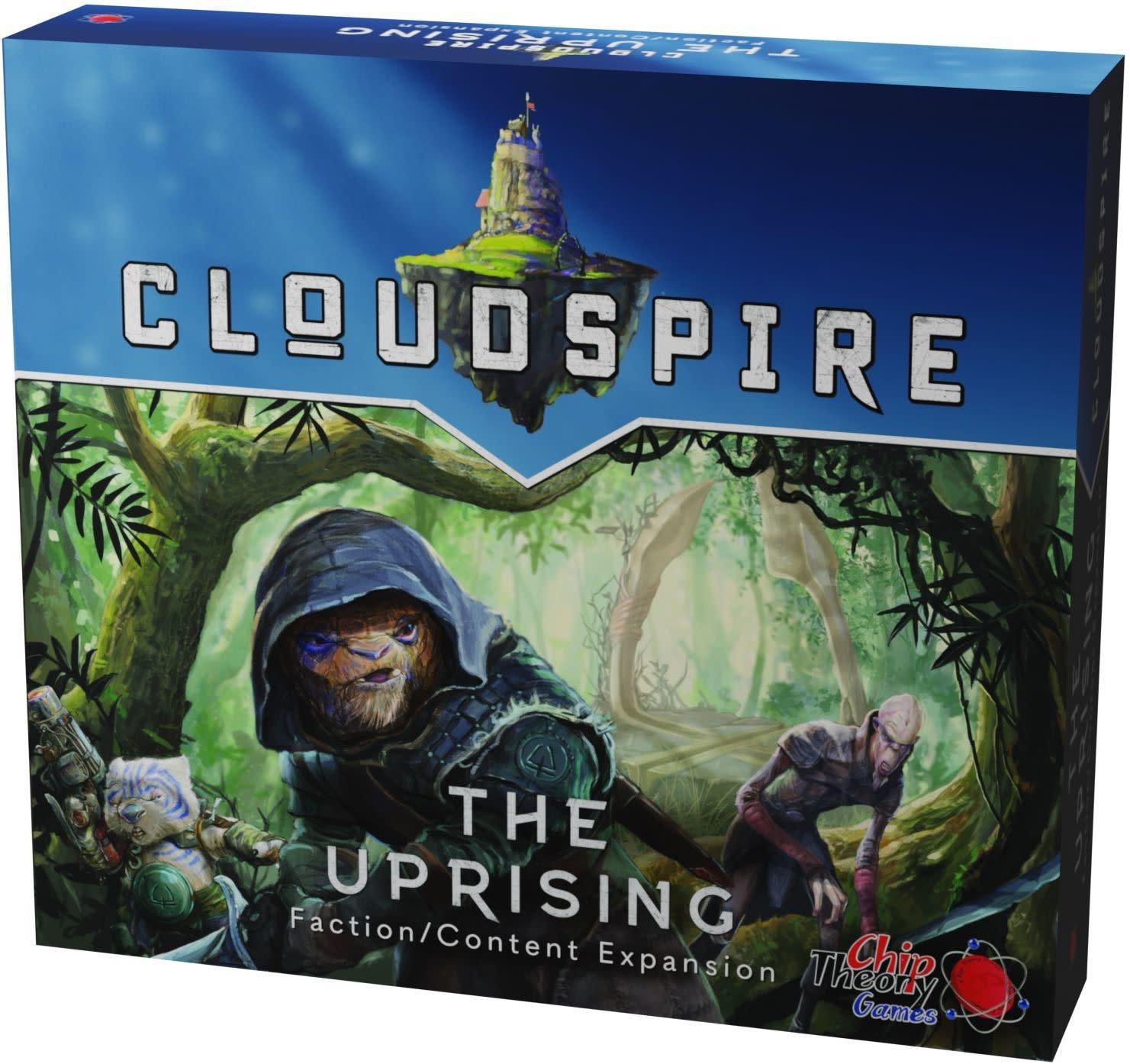 Cloudspire: The Uprising Faction Exp. (EN)