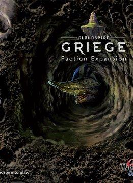 Cloudspire: The Griege Faction Exp. (EN)