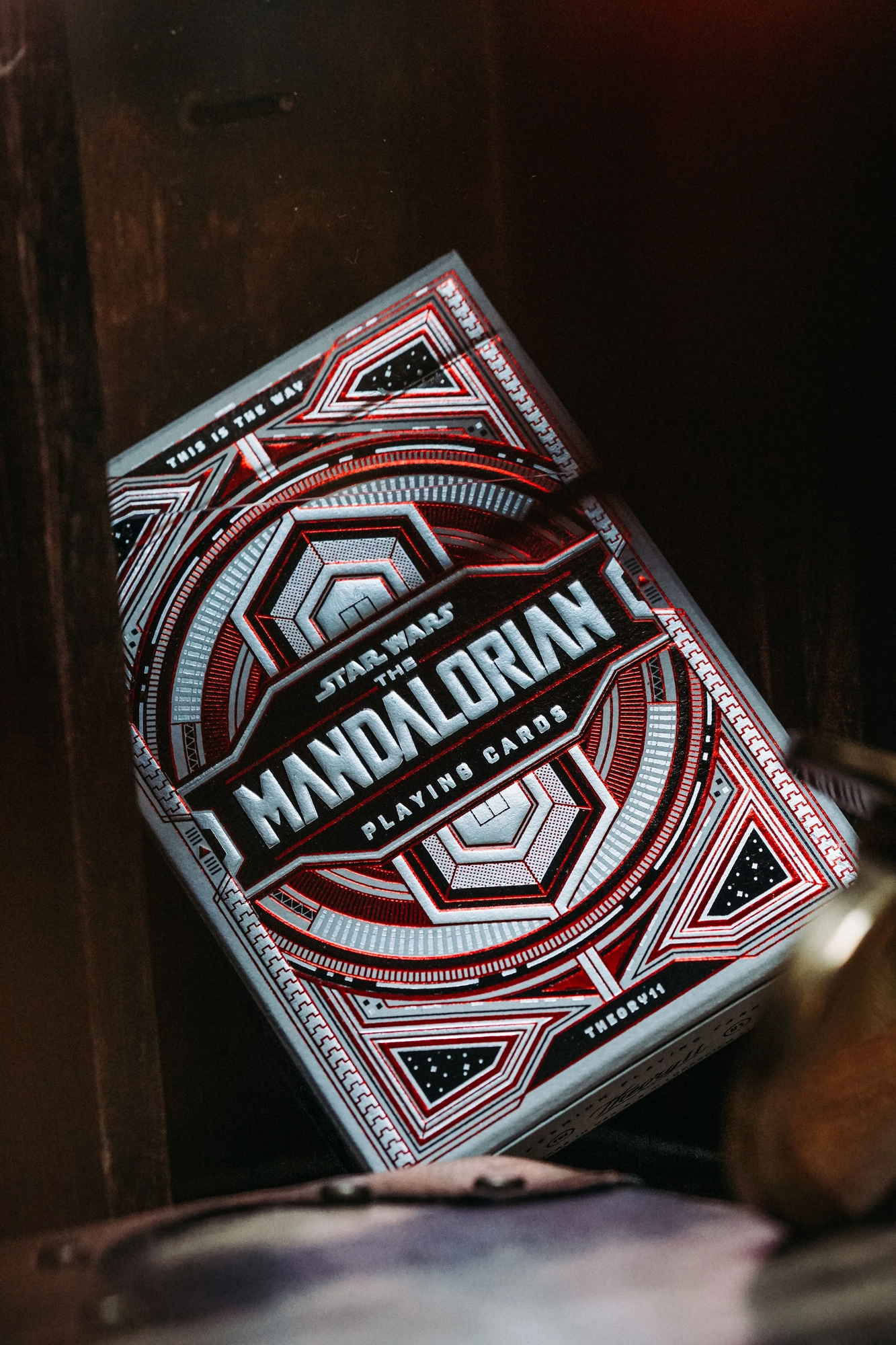 Theory 11 Playing Cards: The Mandalorian