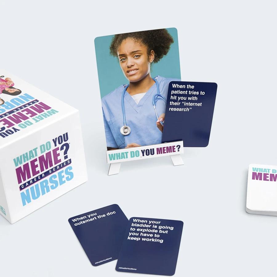 What Do You Meme? Career Series: Nurses