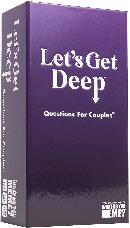 Let's Get Deep (EN)