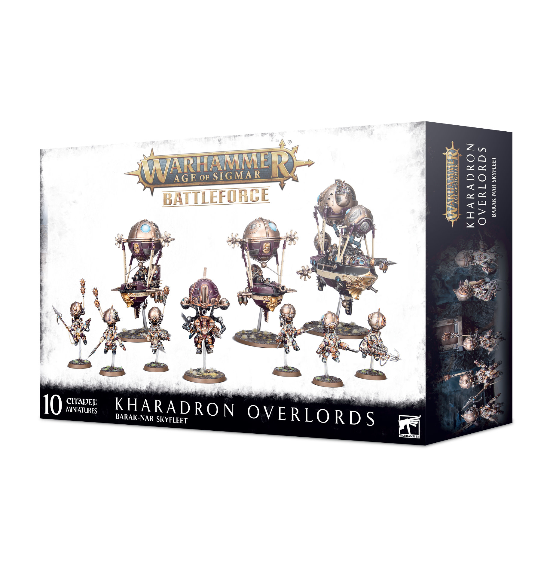 Battleforce: Kharadron Overlords - Barak-Nar Skyfleet