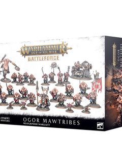 Battleforce: Ogor Mawtribes – Meatgrinder Warglutt