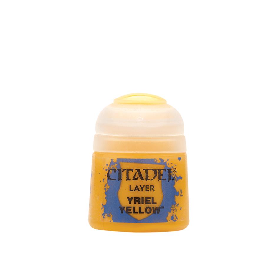 Yriel Yellow (Layer 12ml)