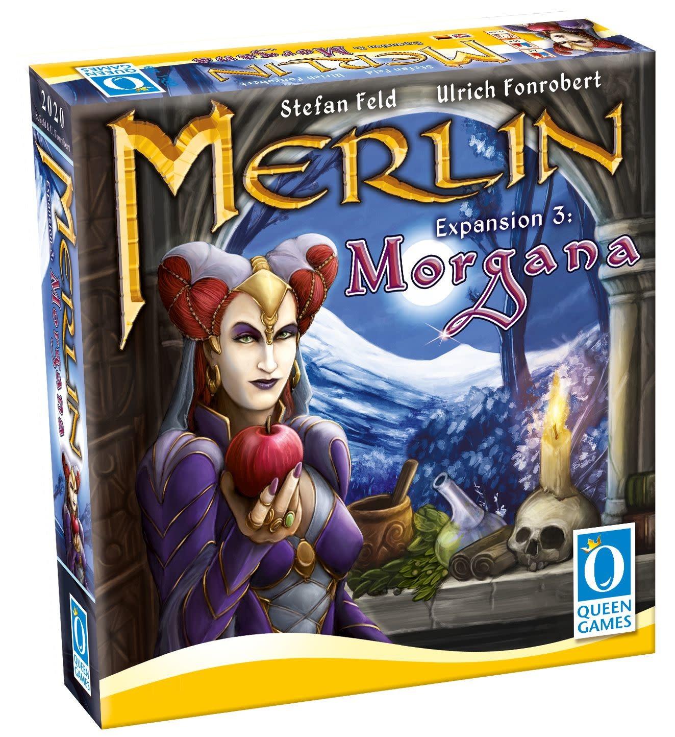 Merlin: Morgana Exp.