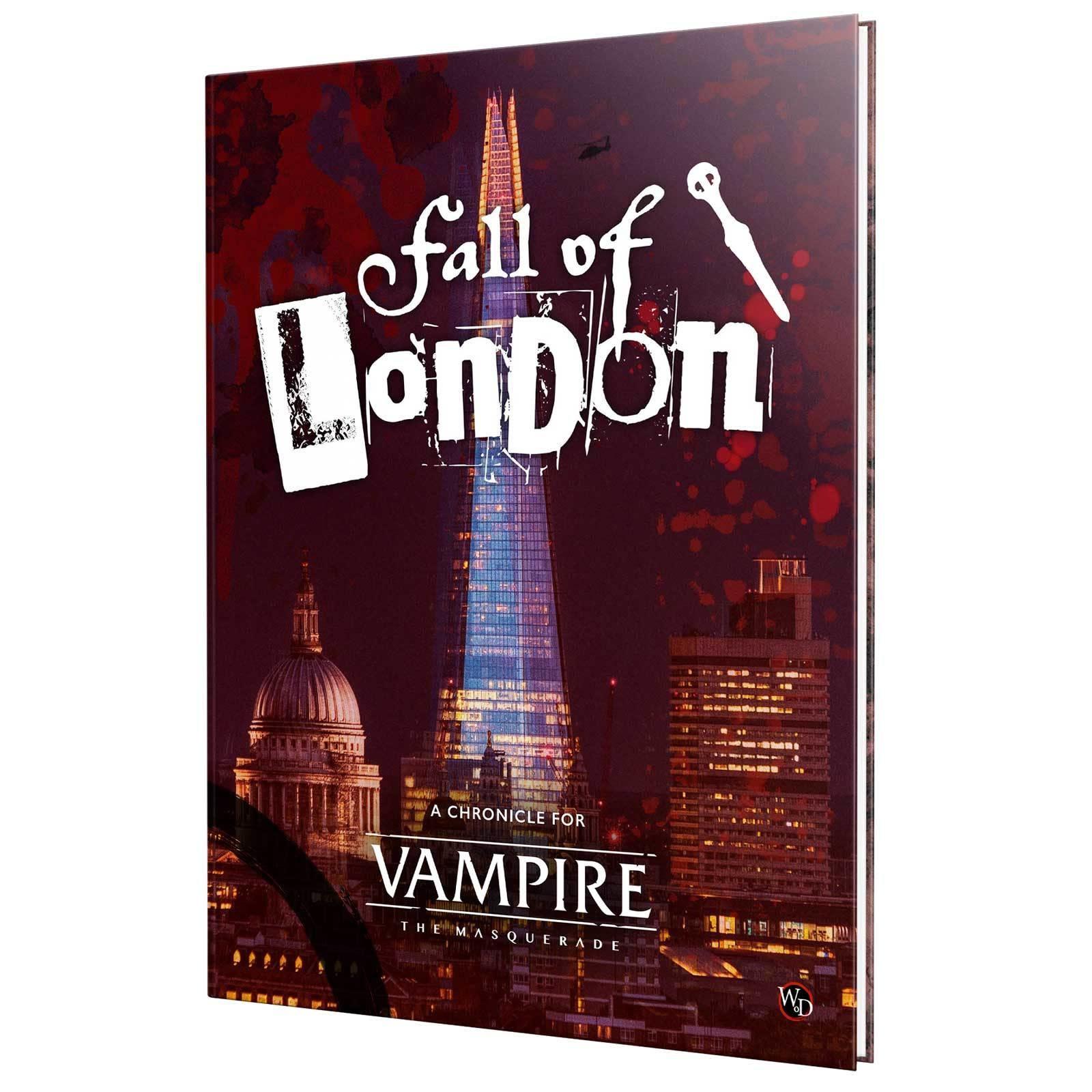 Vampire: The Masquerade - The Fall of London (HC)