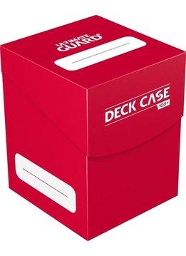 Deck Case 100+ (Red)