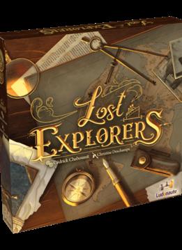 Lost Explorers (EN) (Sortie 14  mai)