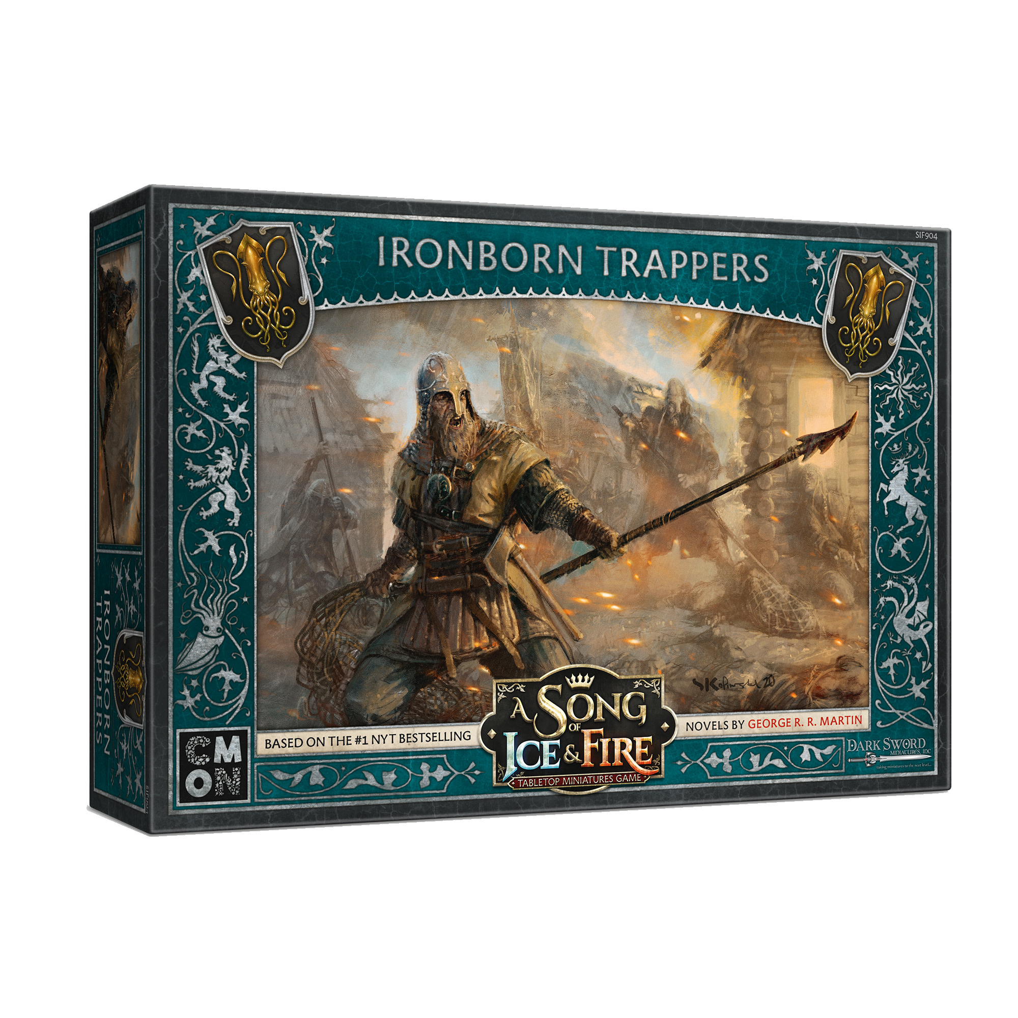 SIF: Greyjoy Ironborn Trappers