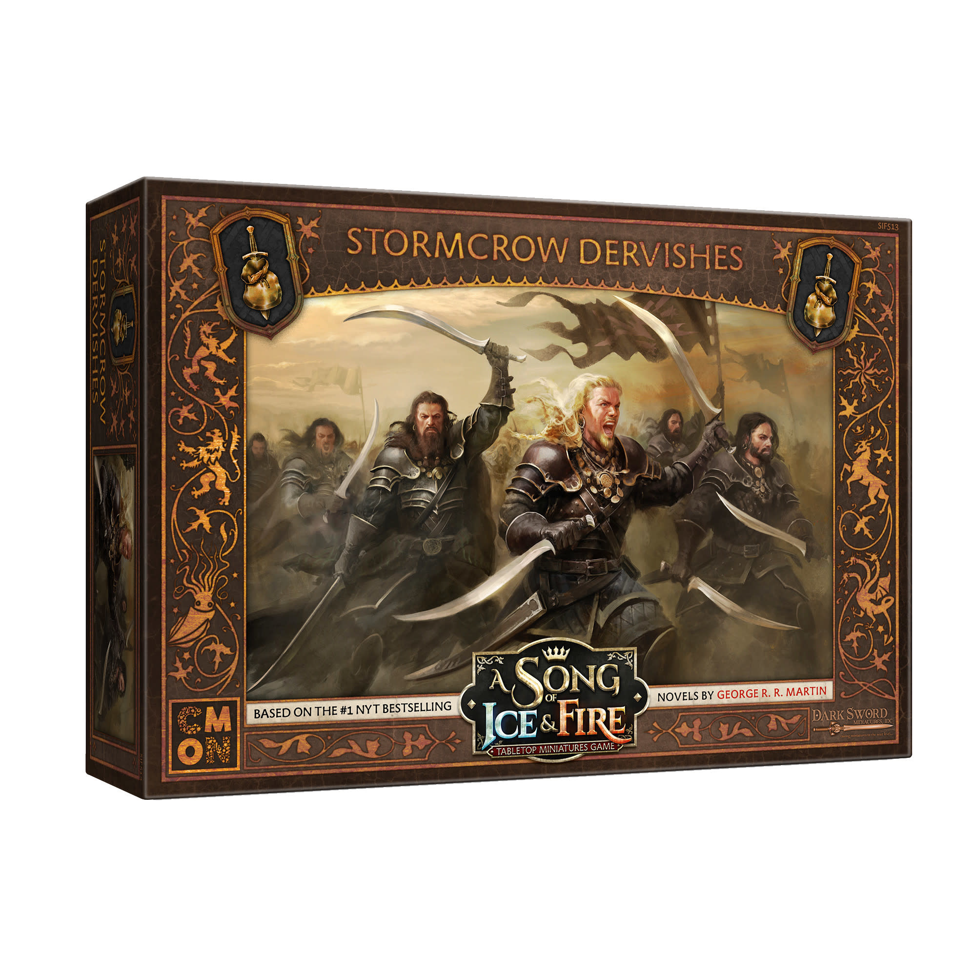 SIF: Stormcrow Dervishes