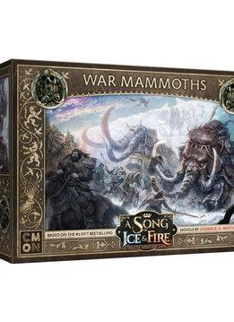 SIF: War Mammoths