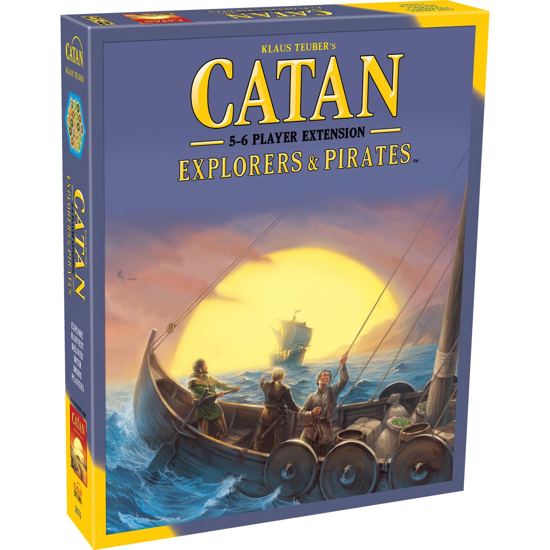 Catan: Explorers & Pirates 5-6 Players