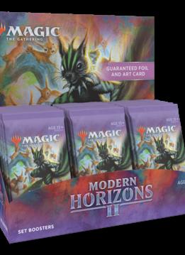 MTG Modern Horizons 2 - Set Booster Box (11 juin)