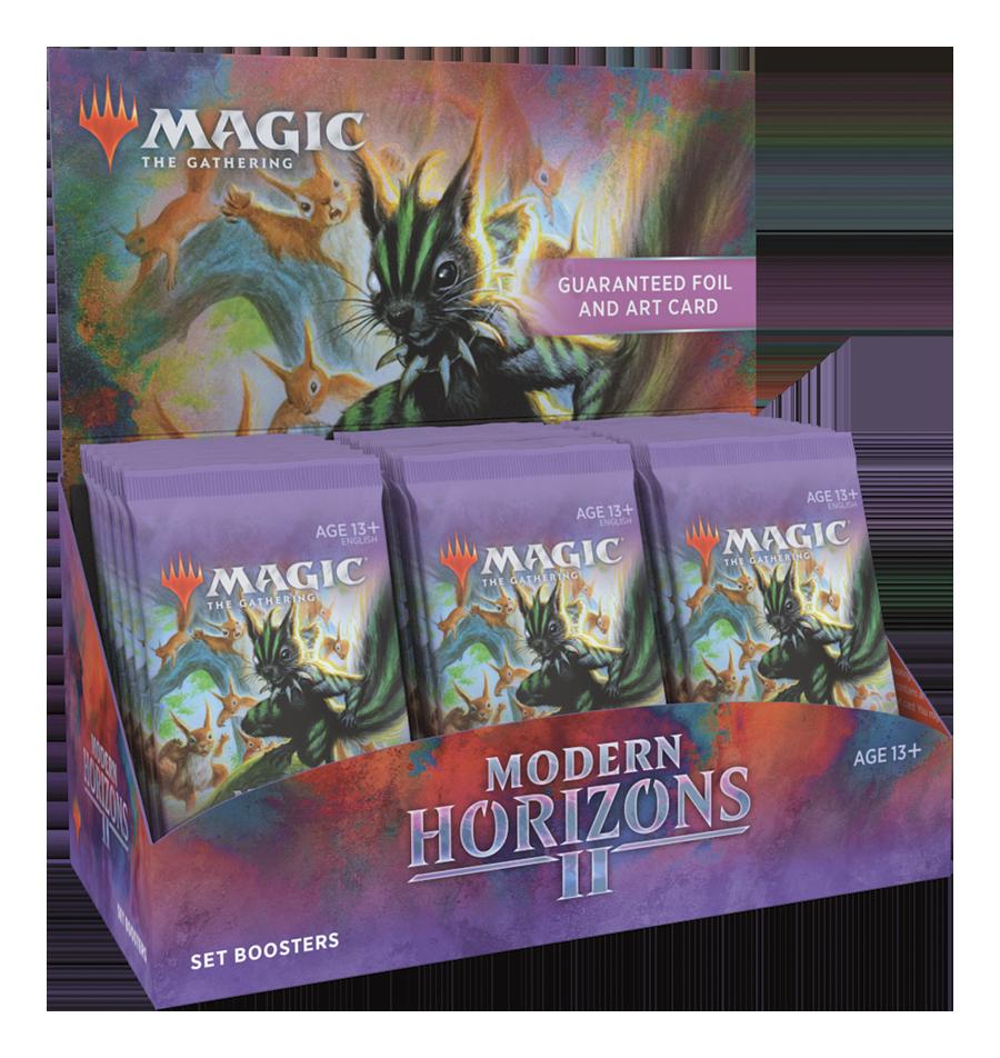 MTG Modern Horizons 2 - Set Booster Box