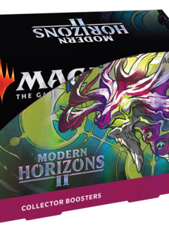 MTG Modern Horizons 2 - Collector Booster Box