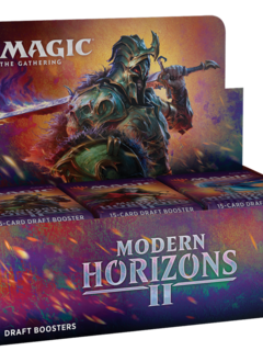 MTG Modern Horizons 2 - Draft Booster Box (18 juin)